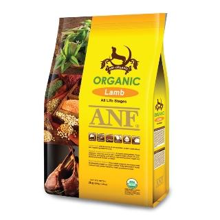 [슈퍼마트] ANF 유기농 95% 양고기 강아지 6kg
