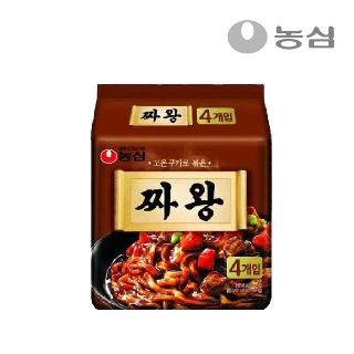 [슈퍼마트]농심 짜왕134g*32입(1박스)