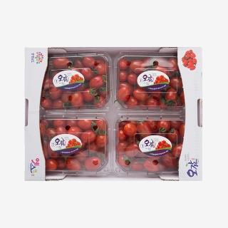 [대용량]대추방울토마토 3kg x 1박스