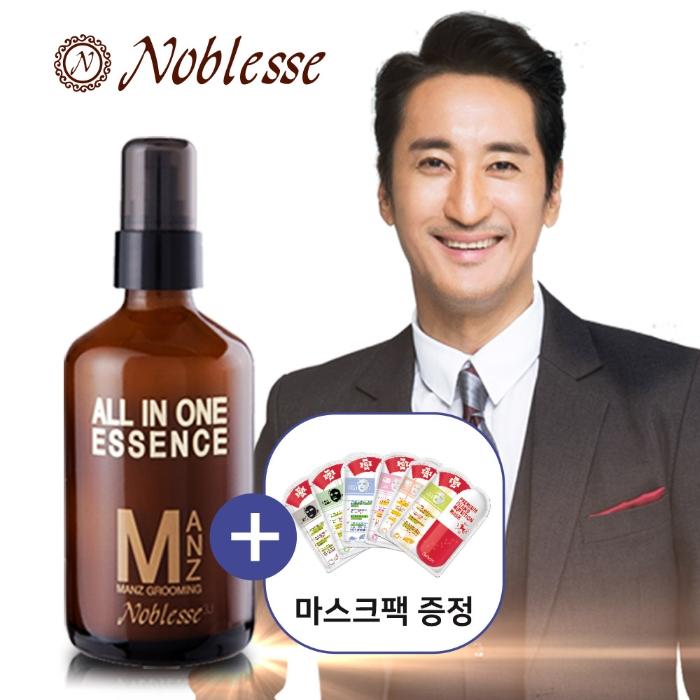 [노블레스] 피부미남되기 프로젝트 신현준 올인원 남성화장품
