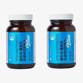 여에스더 울트라 플로라 프로바이오틱스 유산균 블루 60캡슐 - 여에스더포뮬라 프리미엄급 유산균