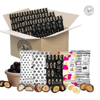 [퍼스트위크] 무한타임 산과들에 60봉 초콜릿 견과 골라담기