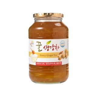 [슈퍼마트]꽃샘 꿀생강차 1kg