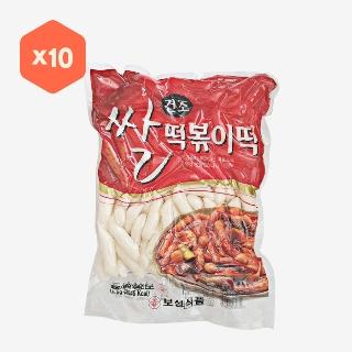 [대용량]건조 쌀 떡볶이 떡 1.5kg×10입