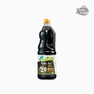 [슈퍼마트]신송 양조 저염간장 1.6L