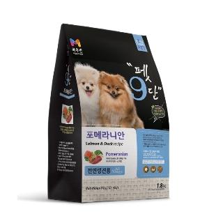 [슈퍼마트] 목우촌 펫9단 포메라니안 1.8kg