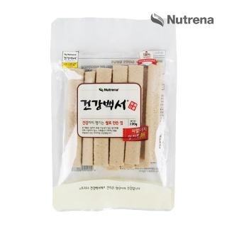 [슈퍼마트]건강백서 건강까지 챙기는 쌀로 만든 껌 120g