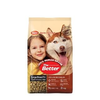 [티몬균일가] 더베터 강아지 라지브리드 어덜트 8kg