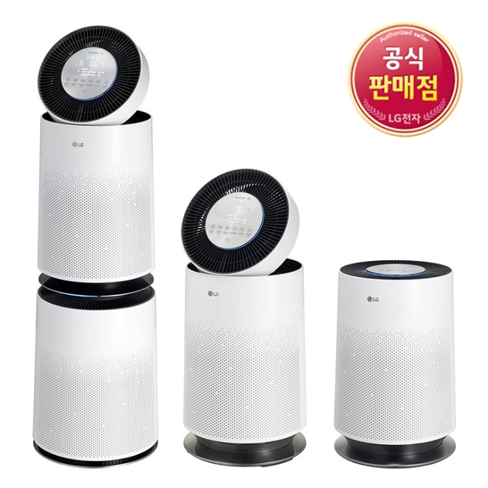 [LG전자] 360도 공기청정기