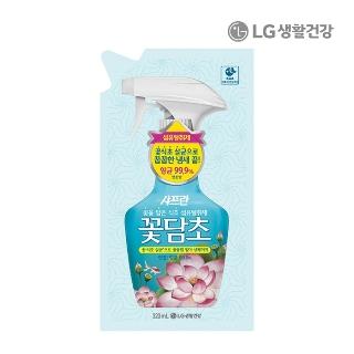 [슈퍼마트]샤프란 연꽃 320ml 리필