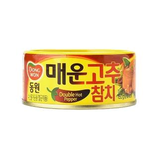 [슈퍼마트]동원 매운고추참치 150g