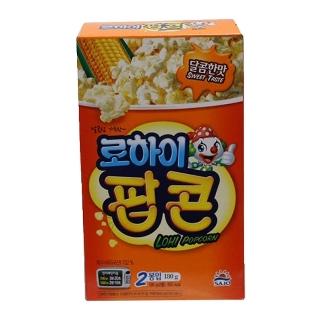 [슈퍼마트]로하이팝콘(달콤한맛) 180g