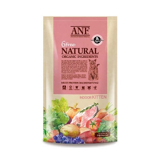 [슈퍼마트] ANF 유기농 6Free 인도어 키튼 2kg