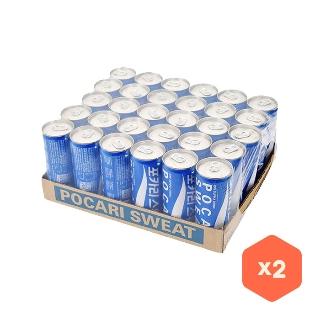 [대용량] 포카리스웨트 245mlX30캔X2박스