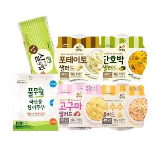 [슈퍼마트] 풀무원 올바른 샐러드 외 인기상품 14종