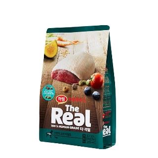 [티몬균일가] 더리얼 크런치 오리 어덜트 1kg