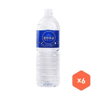 [티몬데이] 타임어택 물한모금 2.0L X 6