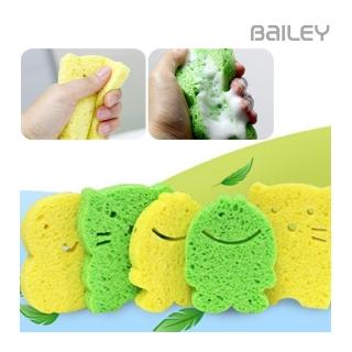 [티몬균일가] 베일리 유아 목욕스펀지 1+1+1+1+1 신생아 아기목욕스펀지 목욕용품