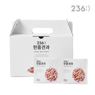 [슈퍼마트] 236:) 한줌견과 20g x 30봉