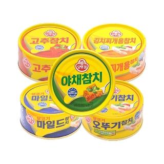 [티몬균일가] 오뚜기 150g 참치 모음