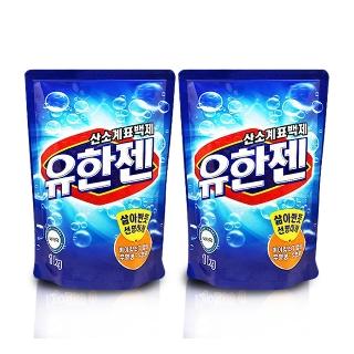 [슈퍼마트] 유한젠 산소계 표백제 1kgX2개