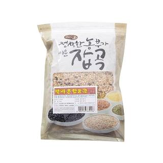 [슈퍼마트]발아 혼합8곡 4kg(국산)(1kg *4)