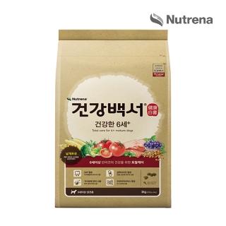 [슈퍼마트] 건강백서 건강한 6세 2kg+