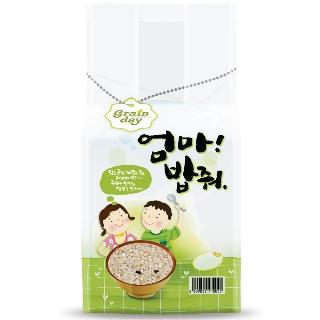 [슈퍼마트] 20곡담은 쌀눈쌀 1kg(9분도쌀눈쌀,찰보리쌀,현미,찹쌀,보리쌀외)