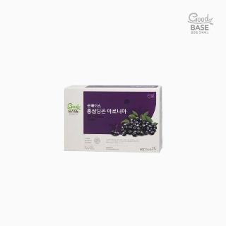 [슈퍼마트]  굿베이스 홍삼담은아로니아 50ml*30포