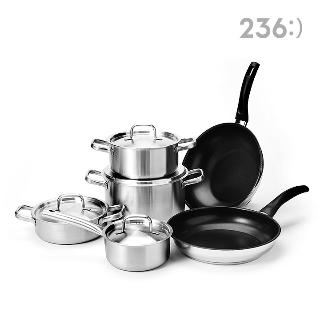 [236:)] 콘스탄트 304 스텐 후라이팬 / 궁중팬 / 냄비