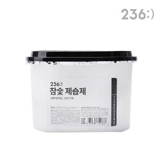 [슈퍼마트] 236:) 참숯 제습제 곰팡이/냄새억제 3종