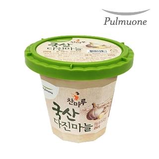 [슈퍼마트] 풀무원 국산 다진 마늘 250g