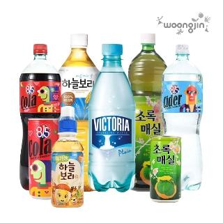 [슈퍼마트] 웅진식품 음료 모음전