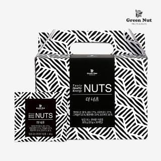 [슈퍼마트]THE NUTS 더넛츠 20g*30ea 3+1