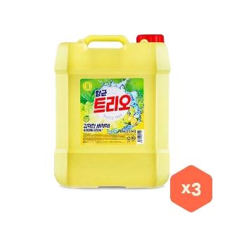[대용량]트리오 대용량 14kg 1개X3박스