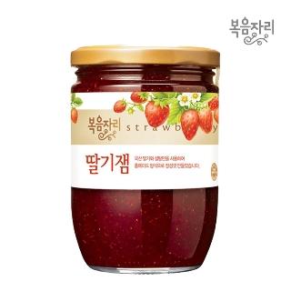 [슈퍼마트] 복음자리 딸기잼 640g
