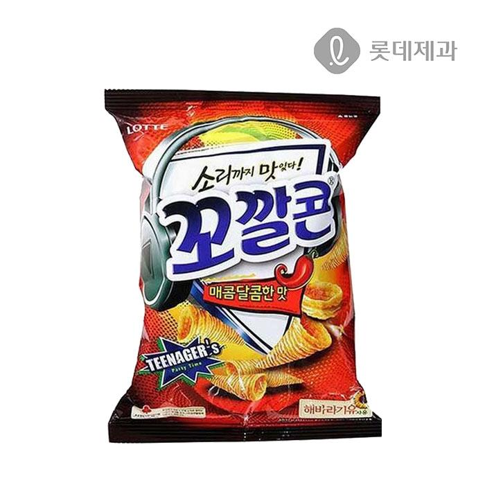 꼬깔콘 매콤한맛 72g