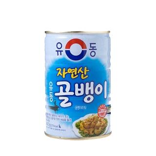 [슈퍼마트]유동 골뱅이 400g