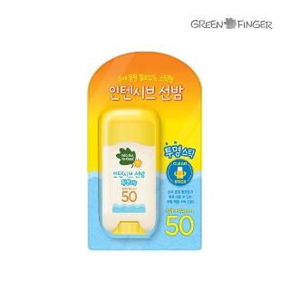 [슈퍼마트]그린핑거 인텐시브 선밤 투명 15g