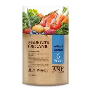 [슈퍼마트] ANF 유기농 6Free 연어 전연령 강아지 2kg