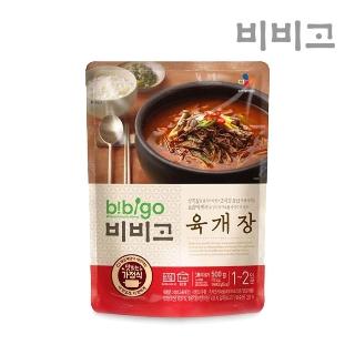 [슈퍼마트] 비비고 육개장 500g