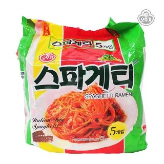 [슈퍼마트]오뚜기 스파게티 150g*5입