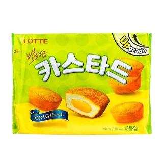 [슈퍼마트] 롯데 카스타드 276g