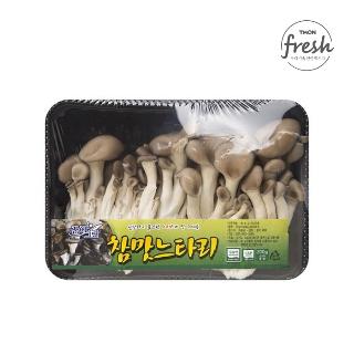 [슈퍼마트] 무농약 참맛느타리 200g