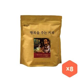 [대용량]맥널티 에티오피아 코케허니 블랜드 분쇄 226g×8개입×1박스