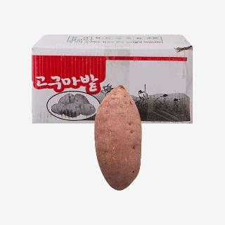 [대용량]호박고구마 3kg(특)/5kg1박스
