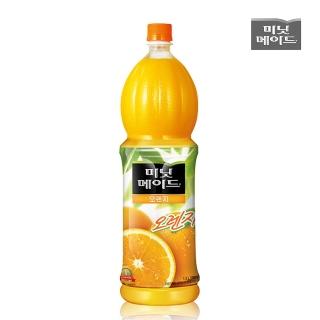 [슈퍼마트] 미닛메이드 오렌지 50% 1.5L