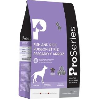 [슈퍼마트] 프로시리즈 홀리스틱 강아지 사료. 피쉬&라이스. 2.72kg