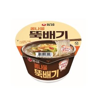 [슈퍼마트]농심 콩나물 뚝배기 93g*1입