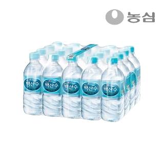 [슈퍼마트]백산수 330ml x 40병